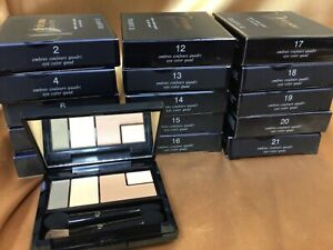 Cle de peau Beaute Eye Color Quad Eyeshadows Choose Shade #1 to #21 New in Box!