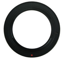 UK Store! CameraPlus® 77mm Reversing Ring for NIKON F Mount body