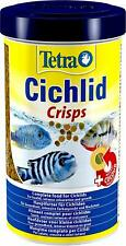 Tetra Cichlid Pro 115g 500ml Multi crisp food suitable for all cichlids