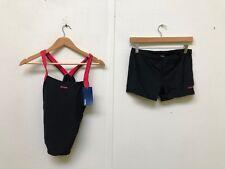 Reebok Women's Swim Logo Tankini Sets - Various Sizes/Colours - New
