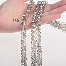 10mm Facet Loose Bead Crystal Hanger For Chandelier Wedding Venue Decor 72 PCS