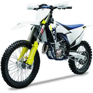 New Ray 1:12 Husqvarna FC 450 Toy Model Motocross motorbike dirt bike Kids Gifts