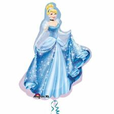 Princesse Disney Cinderlla Super Forme Fête D'Anniversaire Ballon