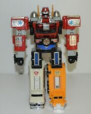 Power Rangers Lightspeed Rescue Megazord
