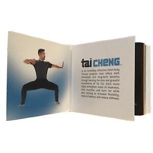"tai CHeNG BEACHBODY "" 14 "" DVD Workout Kit Food Plan Book, Guidebook, MOBILITY.."