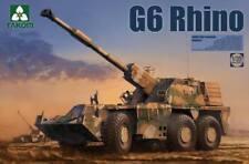 "CANON AUTOMOTEUR G6 ""RHINO"" 155 mm, SANDF - KIT TAKOM INTERNATIONAL 1/35 n° 2052"
