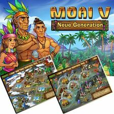 💚 Moai 5 - Neue Generation - PC / Windows - BLITZVERSAND 💚