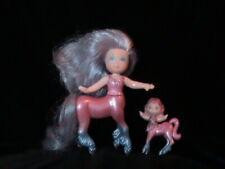 Kenner Shimmers Centaur Clover and Dapples
