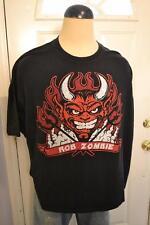 Rob Zombie T Shirt - Sz - XXXL
