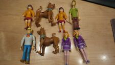 Scooby-Doo collection of action figures 3.75