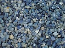 Gemstone Chips 50g Blue Aventurine Loose Beads Jewellery Jewelry FREE POSTAGE