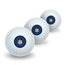 Utah State Flag Novelty Golf Balls 3 Pack