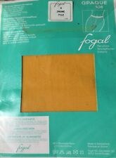 5 pairs Fogal Women's Pantyhose Size Large and Medium