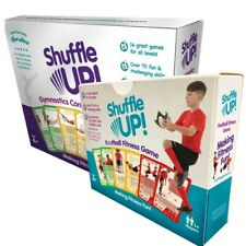 Shuffle Up Duo of Games – Gymnastics and Football, Fun for the whole Family!