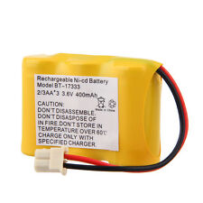 3.6V 400mAh Home Phone Battery Vtech BT-17333 BT-27333  BT-163345 BT1733