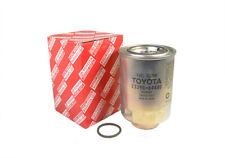 GENUINE Engine Fuel Filter For Toyota Hilux 01-05/Landcruiser 96-02/Dyna 00-03