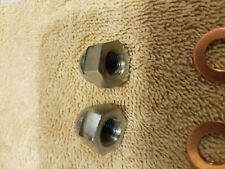 X TRIUMPH ROCKER INTAKE XHAUST BOX SPINDLE SHAFT CEI ACORN DOME NUT 3/826 68-DWN