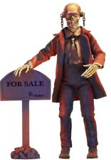 """Vic Rattlehead Megadeth Peace Sells but Who's Buying 8"""" Clothed Figure NECA 2019"""