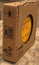 Eastman 5222 film, 35mm, 400', new in original can & Box, freezer kept.