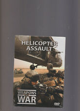 NEW/SEALED Weapons Of War 36 Helicopter Assault H/C Book Plus DVD