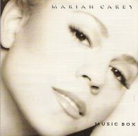 Mariah Carey CD Music Box - Europe (EX/M)
