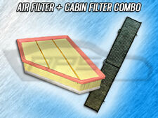 AIR FILTER CABIN FILTER COMBO FOR 2009 2010 211 BMW 335D 3.0L TURBO ONLY