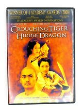 New listing Crouching Tiger Hidden Dragon Dvd Movie - 2000 Used