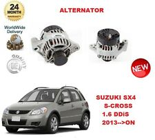FOR SUZUKI SX4 S CROSS 1.6 DDiS 2013-->ON 120A ALTERNATOR UNIT