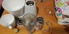 Braun Küchenmaschine KM 32 Typ 4209 mit viel Zubehör Super Zustand!!