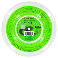 Solinco Hyper G 16L / 1.25mm Tennis String - 200m Reel