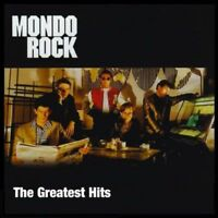MONDO ROCK The Greatest Hits CD BRAND NEW Best Of Ross Wilson