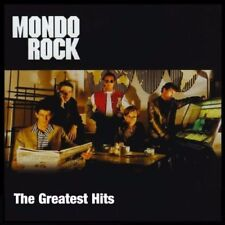 MONDO ROCK The Greatest Hits CD BRAND NEW Best Of Ross Wilson