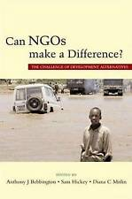 Can NGOs Make a Difference?: The Challenge of Development Alternatives-ExLibrary