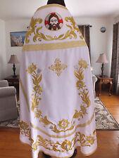 Embroidered  Orthodox Vestment