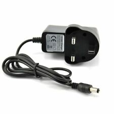 DC/AC 8.4V UK Plug Adapter Charger For T6 18650 Li-ion Battery Pack Bike Light