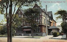 Postcard Ebel Club Rooms in Oakland, California~113698