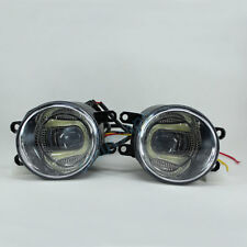 Foglight LED Fog Lamp Projector DRL For Toyota Camry Corolla RAV4 Tundra Scion