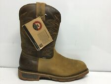 Red Wing Irish Setter Marshall Safety Toe Pull On Boots Size 11.5