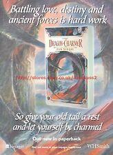 The Dragon-Charmer Voyager Books 2002 Magazine Advert #7043