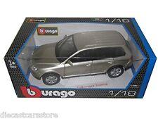 Bburago Volkswagen Touareg BEIRGE 1/18 DIECAST MODEL CAR 18-12002BEI