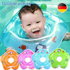 Baby Schwimmring für den Hals Babyschwimmring Schwimmkragen Schwimmhilfe Kinder-