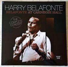 HARRY BELAFONTE AT CARNEGIE HALL 2LP 180g SEALED