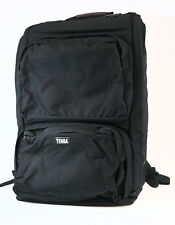 Tenba Large Camera & Lens Bag Backpack 26x18x9 - Black
