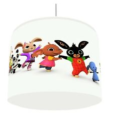 BING BUNNY LIGHT LAMPSHADE KIDS ROOM matches duvet set   FREE P&P