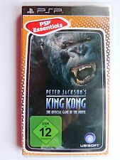 Peter Jackson's King Kong - The Official Game Of The Movie (Sony PSP, 2011)