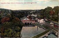 Augustine Paper Mills Brandywine River Wilmington Delaware 1910 Postcard