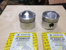 Ural 750cc & 650cc pistons repair size 79.00mm, 11,5:1 Hi Compression