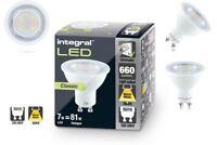 LED GU10 Light Bulb PAR16 7W (81W) 3000K 660lm Dimmable Lamp