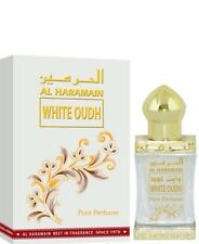 White Oudh By Al Haramain Arabian Perfume Attar/ Oil/  Ittar 12 ML