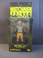 SEALED DC DIRECT WATCHMEN SERIES 2 CLASSIC NITE OWL ACTION FIGURE